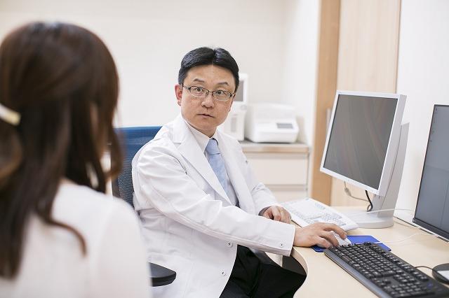 1.痛み・苦痛の少ない内視鏡検査